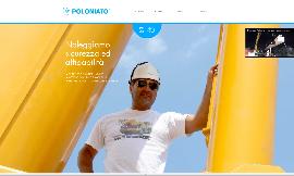 Nuovo sito web di Poloniato Autogru