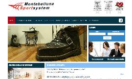 Progetto www.montebellunasportsystem.com